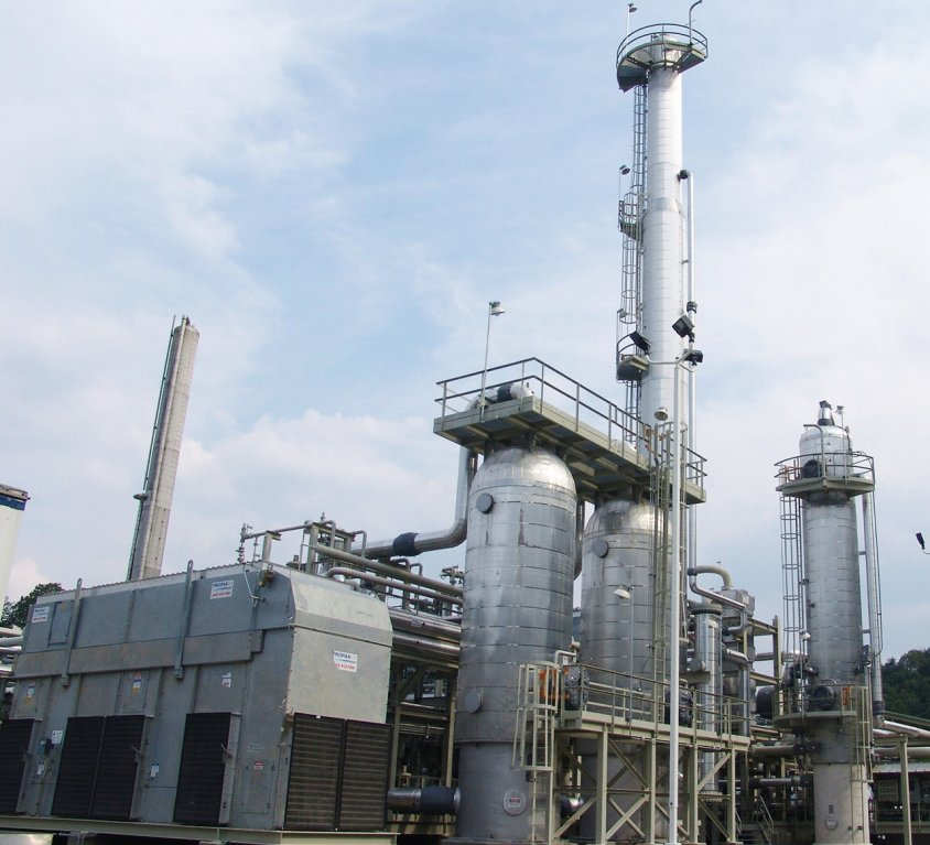 100 MMscfd Gas Processing Plant