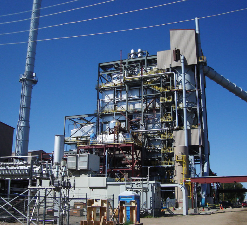 43MW Coal Fired Power Plant