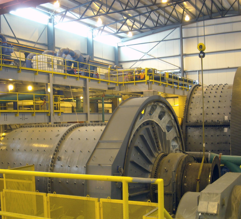 Iron Ore Concentrator