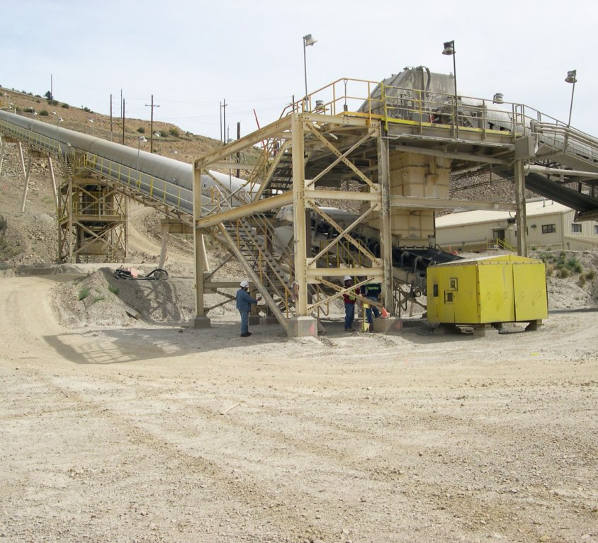Existing Gold Mine Infrastructure Evaluation & Design