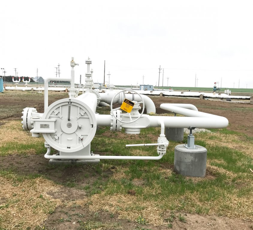 Upgrade Program for Large Interstate Natural Gas Company
