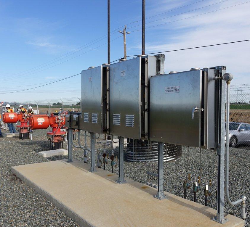 Gas Utility Upgrade Program – Major Utility Company
