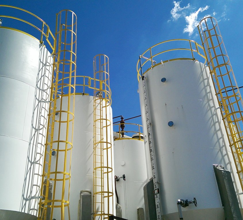 Upgrades to Solvent Refining Facility